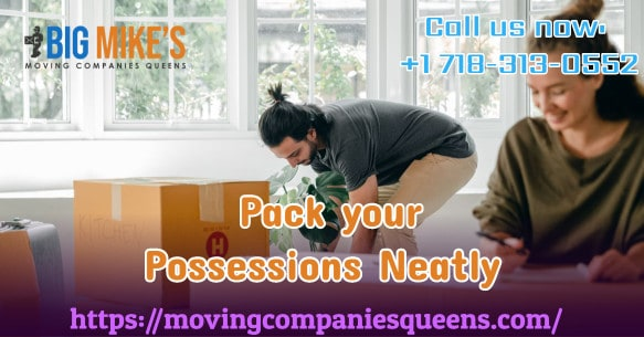 Professional Packing Moving Truck Rentals 1