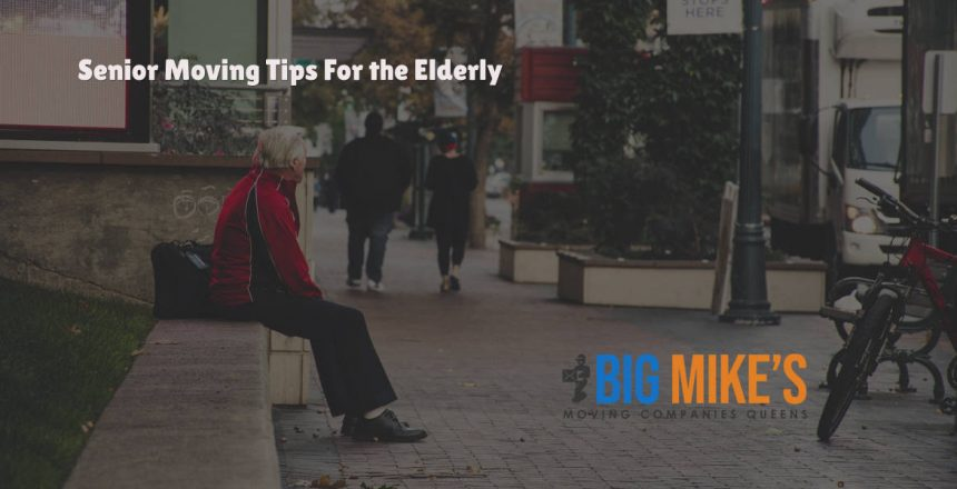 Senior Moving Tips For the Elderly