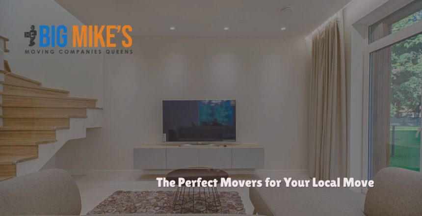 The Perfect Movers for Your Local Move